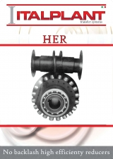 <h5>HER - No backlash high efficiency reducers</h5>