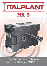 <h5>MK3 - Parallel shaft indexers and oscillators</h5>