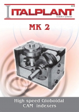 <h5>MK2 - High speed globoidal cam and oscillators</h5>