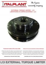 <h5>LCI - External torque limiter</h5>