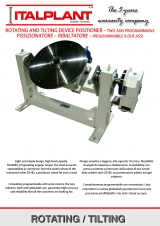 <h5>Rotating and tilting positioner</h5>